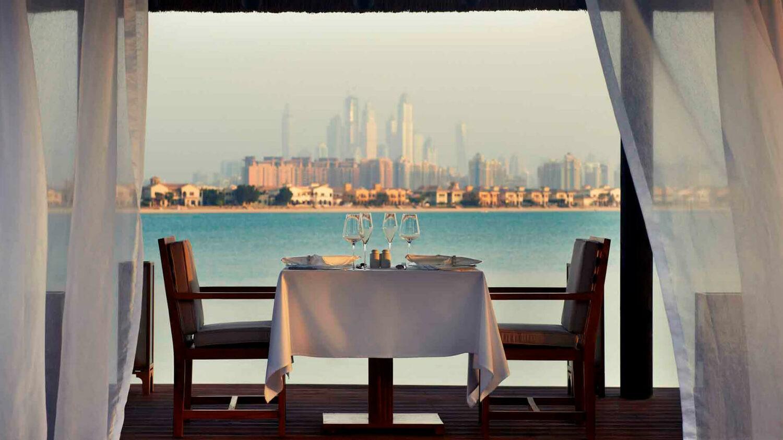 sofitel dubai the palm-restaurant