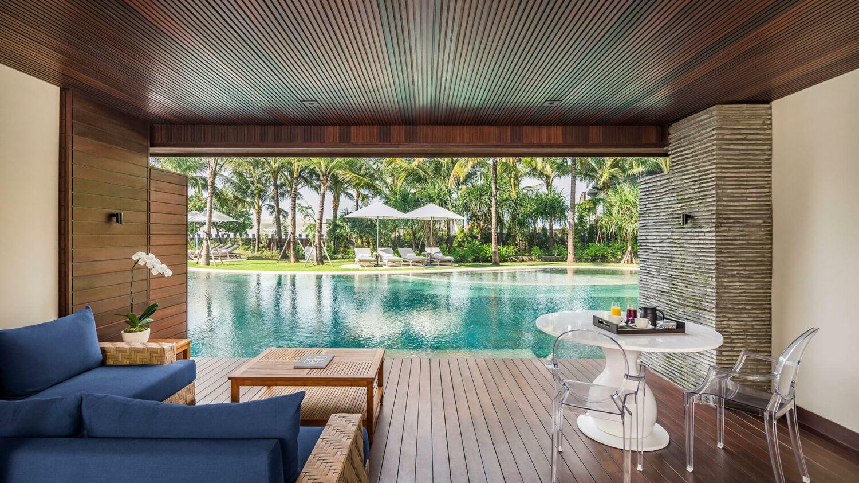 COMO uma canggu bali-pool-residence