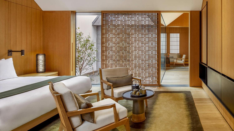 amanyangyun china-suite-bedroom