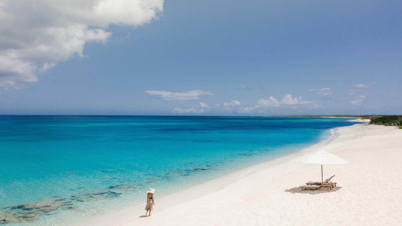 amanyara-turks and caicos-beach