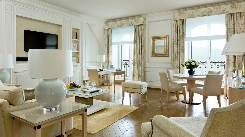 beau-rivage palace switzerland-livingroom