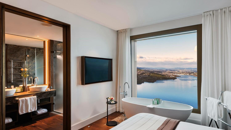 bürgenstock hotels and resort switzerland-guestroom