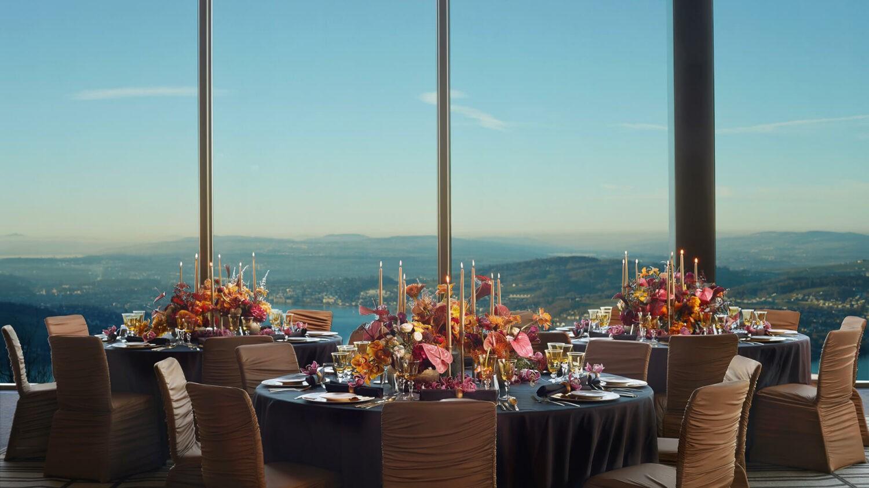 bürgenstock hotels and resort switzerland-wedding-setup