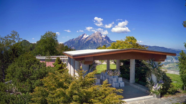 bürgenstock hotels and resort switzerland-wedding-venue-outdoor