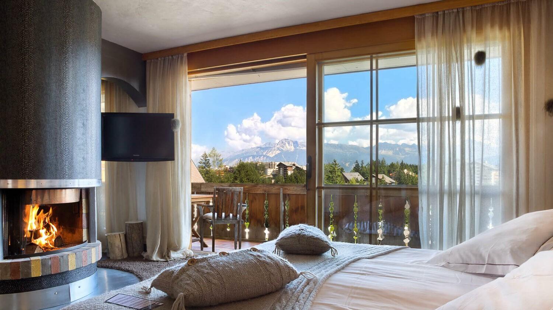 hostellerie-du-pas-de-l'ours-view