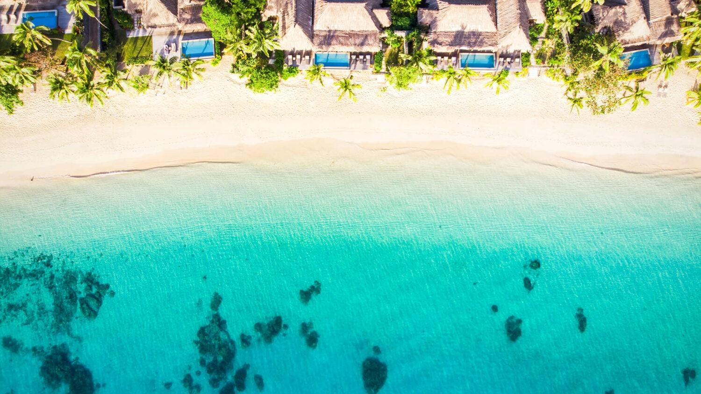 kokomo private island resort-overview