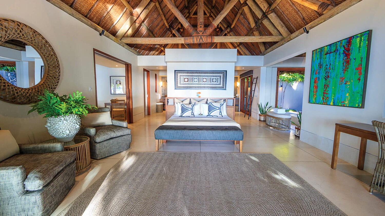 kokomo private island resort-sunrise-villa