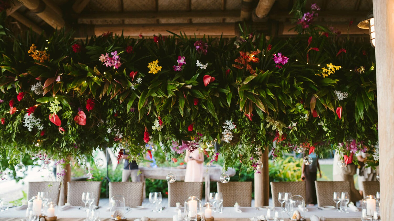 kokomo private island resort-wedding-reception