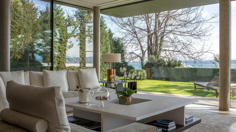 la réserve genève-hotel and spa-villa-view