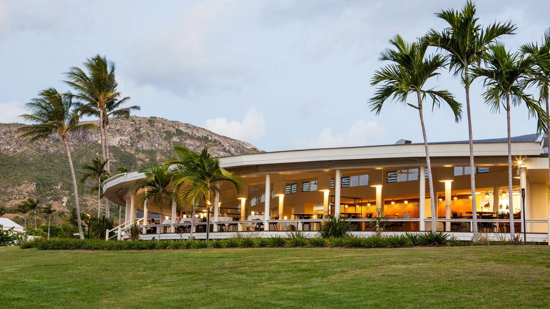 lizard island resort australia-restaurant