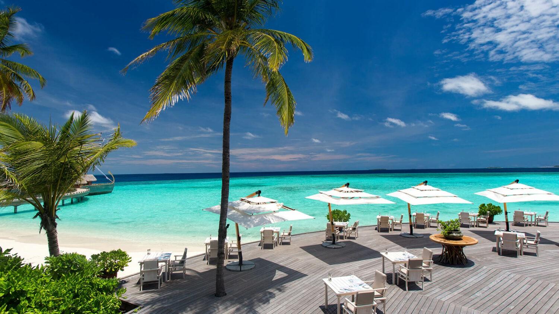 milaidhoo island maldives-restaurant