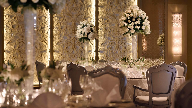 one-only royal mirage dubai-ballroom