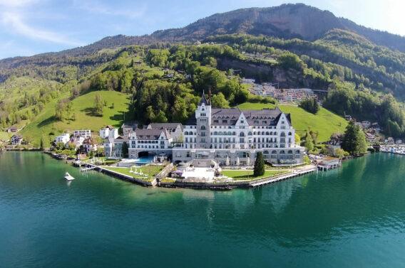 The 10 Best Wellness Resorts in Switzerland