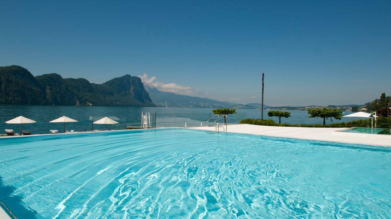 park hotel vitznau switzerland-outdoor-pool