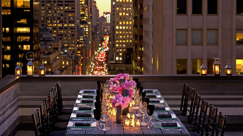 peninsula new york city-private-dinner