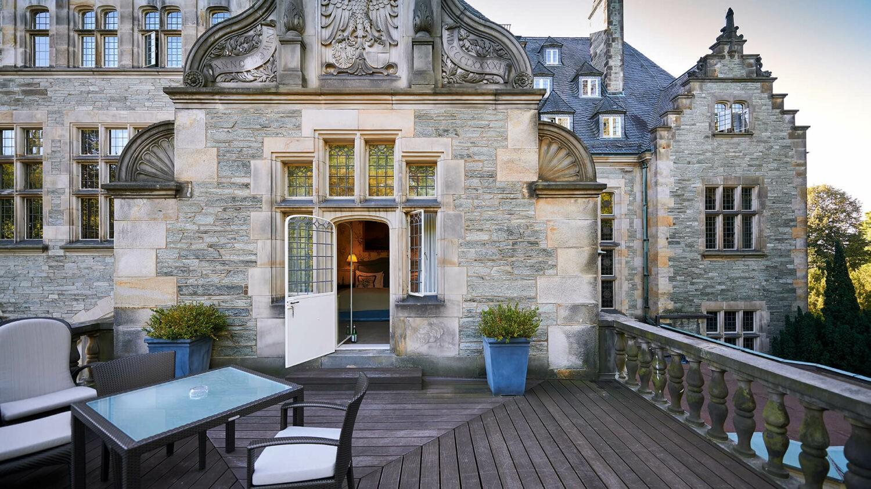 schlosshotel kronberg germany-terrace