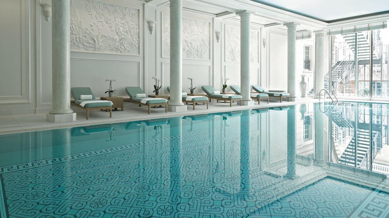 shangri-la hotel paris-indoor-pool