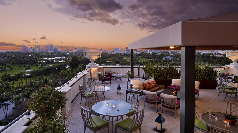 the breakers palm beach florida-club-terrace