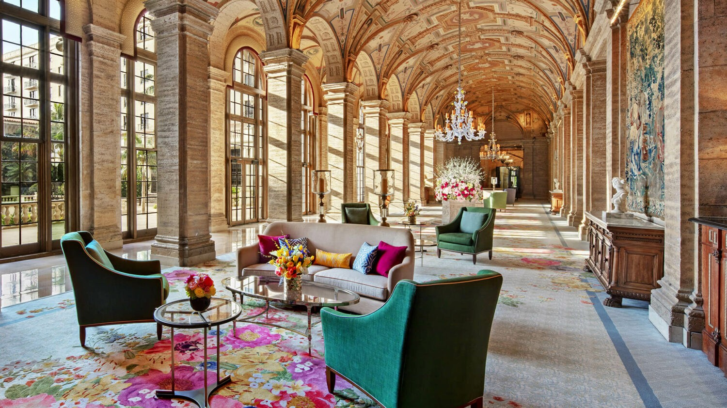 the breakers palm beach florida-palace