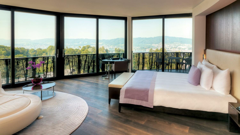 the dolder grand-spa-junior-suite