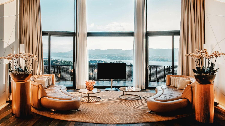 the dolder grand-spa-suite-livingroom