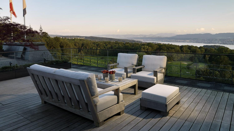 the dolder grand-terrace
