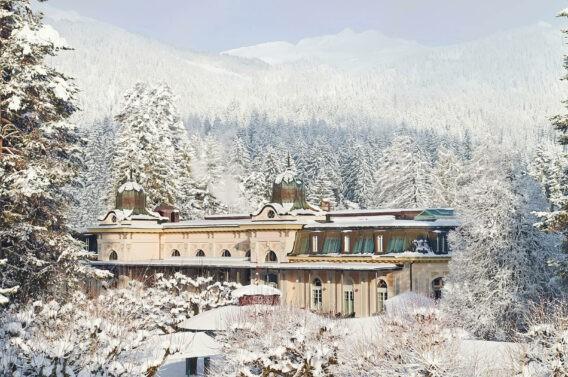 The 10 Best Winter Hotels in Switzerland