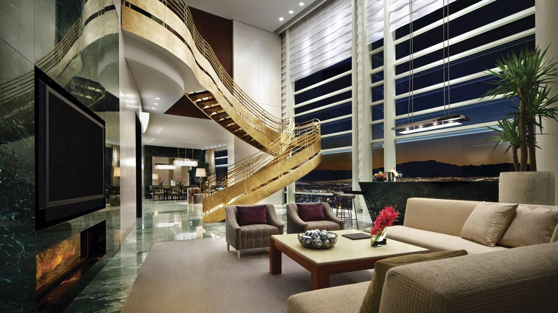 ARIA resort & casino las vegas-sky-suites