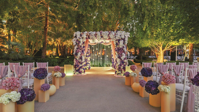 ARIA resort & casino las vegas-wedding-venue