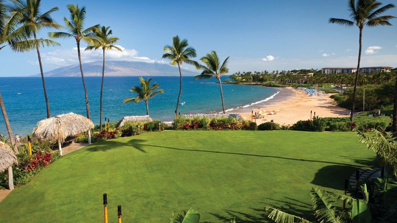 four seasons resort maui at wailea hawaii-garden