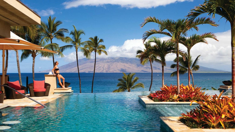 four seasons resort maui at wailea hawaii-pool