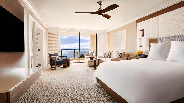 four seasons resort maui at wailea hawaii-suite