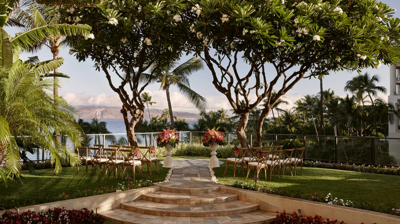 four seasons resort maui at wailea hawaii-wedding