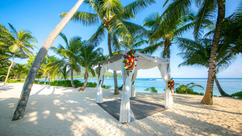 kempinski seychelles resort-wedding-setup