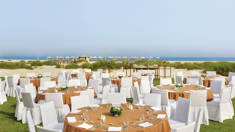 park hyatt abu dhabi-hotel-setup-wedding-outdoor