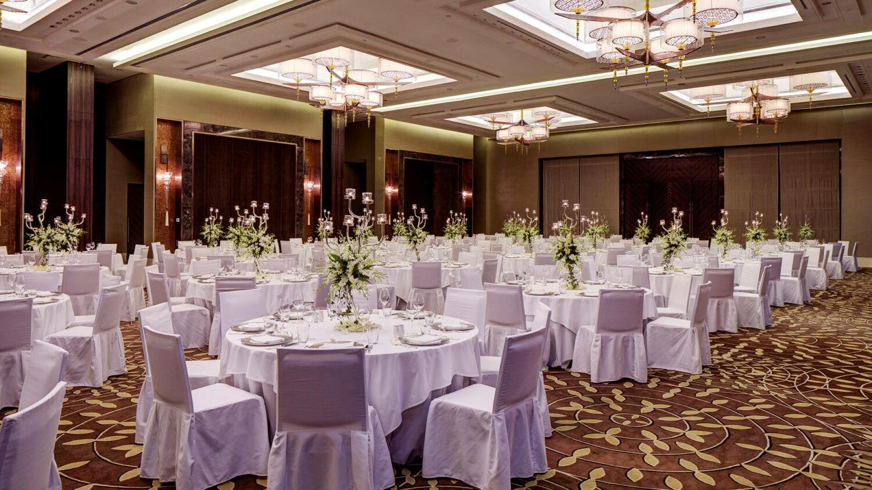 park hyatt abu dhabi-hotel-wedding-setup