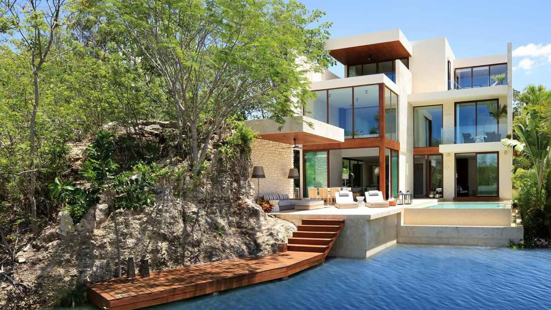 rosewood mayakoba mexico-three-bedroom-villa