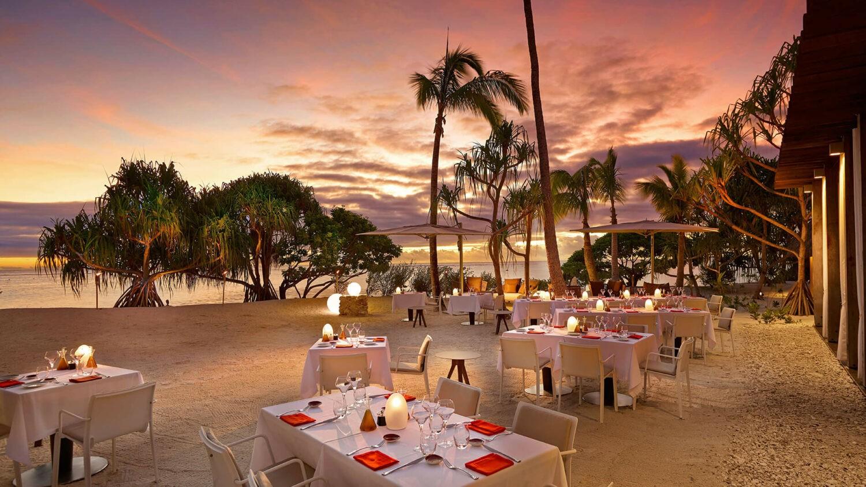 the brando french polynesia-cafe