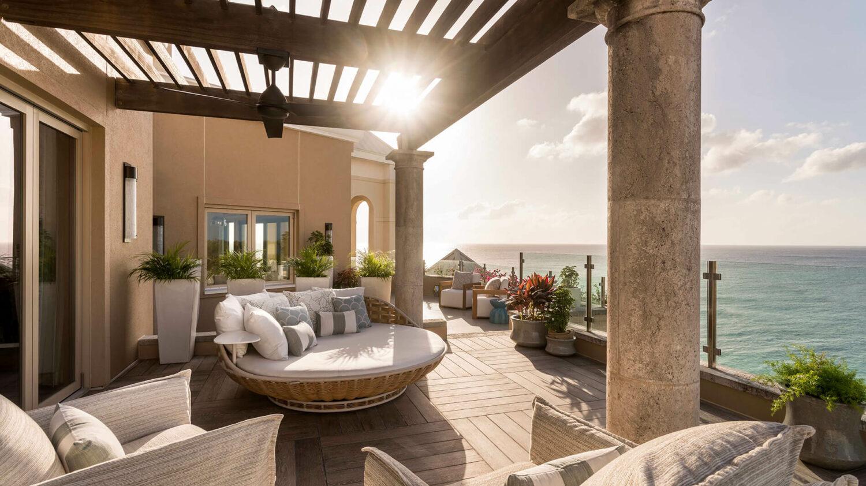 the ritz-carlton, grand cayman-balcony