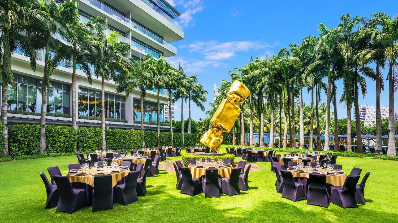 w singapore – sentosa cove singapore-banquet