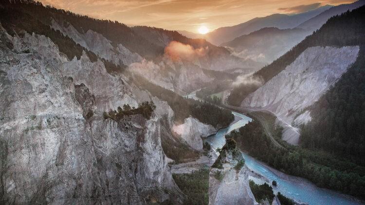 waldhaus-flims-surrounding-river-mountains