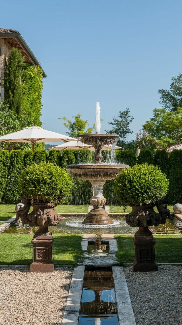 Borgo-Santo-Pietro Garden