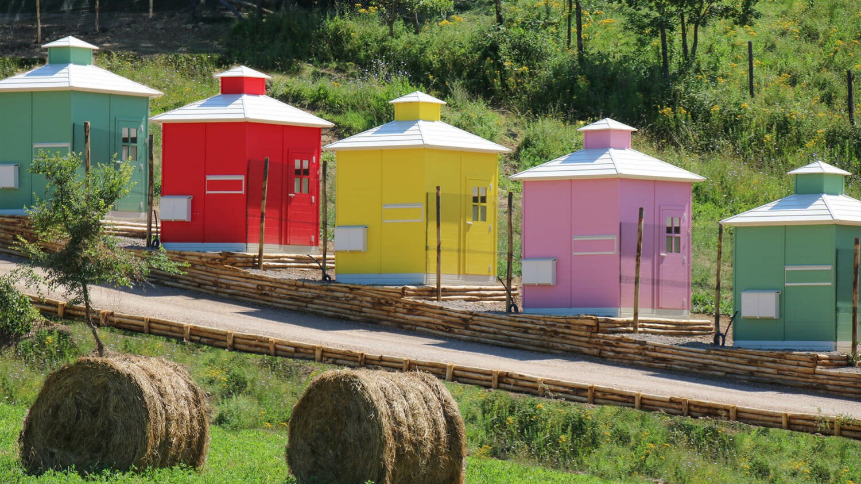 Borgo-Santo-Pietro Chicken-Houses