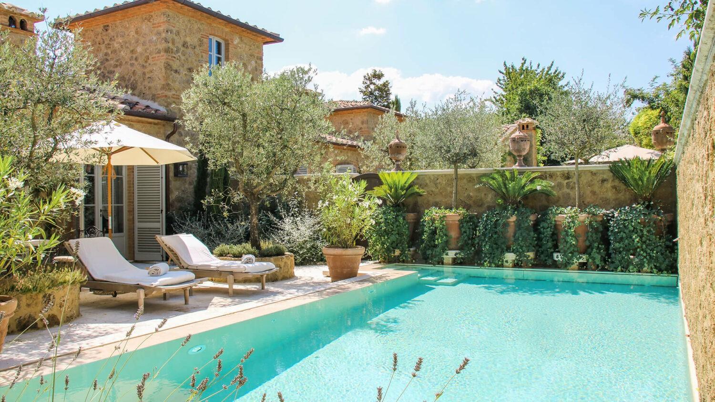 Borgo-Santo-Pietro Pool-Suites-Garden
