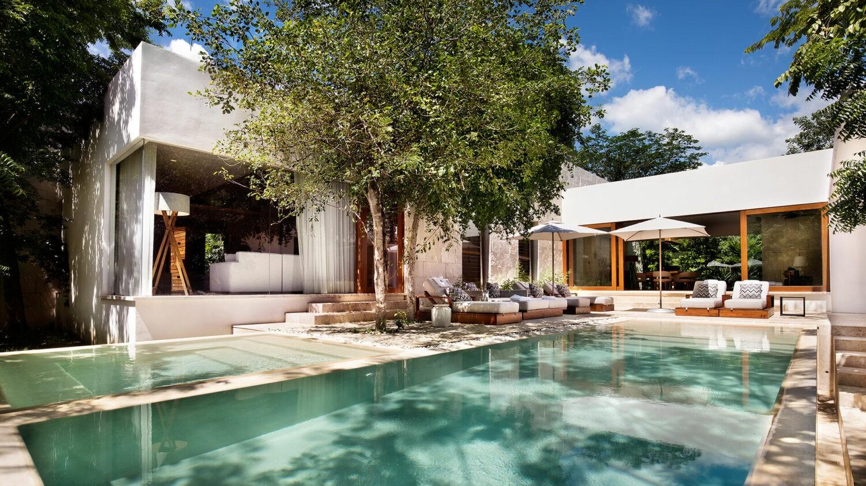 chable-yucatan-presidencial-villa-pool-area