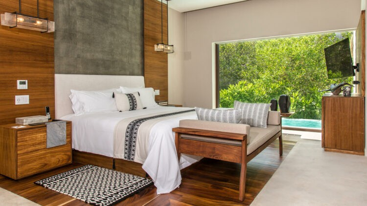 Chablé_Maroma-presidential-suite-bed