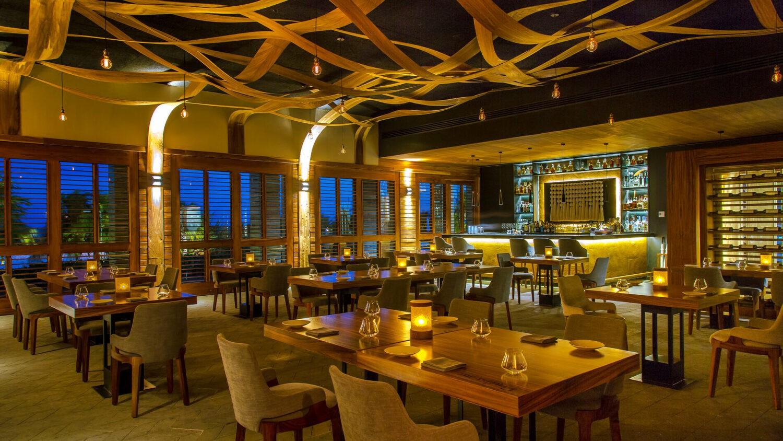 Chablé_Maroma-restaurant-buul-evening