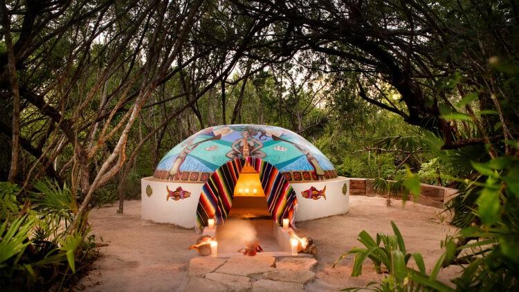 Chablé_Maroma-ritual-hut